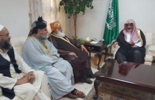 علماء باكستان يؤيدون الاجراءات  التي تقوم بها  السعودية لمواجهة التدخلات الإيرانية في اليمن  والخليج..