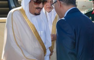 خادم الحرمين الشريفين يصل إلى المملكة المغربية في إجازة خاصة