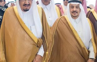 """سلمان """" العزم """" و """" الحزم """" عاد الى الرياض"""