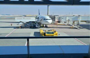 انتقال الخطوط السعودية لصالة المبنى الجديد بمطار القاهرة الدولي