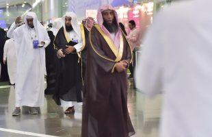 """هيئة الأمر بالمعروف في """"كتاب الرياض"""": رقابة ومتابعة ومناصحة"""