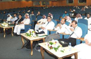 انطلاق فعاليات المؤتمر العالمي الثاني للجمعية السعودية للطب الوراثي